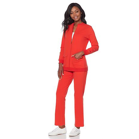 """Antthony """"Viva La Sport"""" French Terry Jacket and Pant Set"""