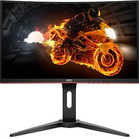 """AOC 27"""" Curved HDR Gaming Monitor"""