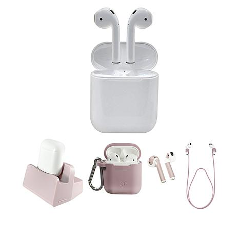 Apple AirPods 2nd Gen. Truly Wireless Earbuds & Charging Case