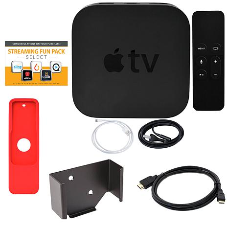 Do I Need A Special Hdmi Cable For Apple Tv: Apple TV 4th Generation 32GB 4K with Software and Accessories rh:hsn.com,Design