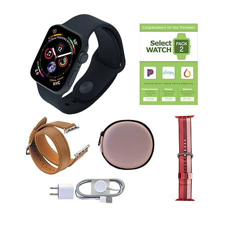 Apple Watch Series 5 40mm with GPS and Extra Bands - Space Gray
