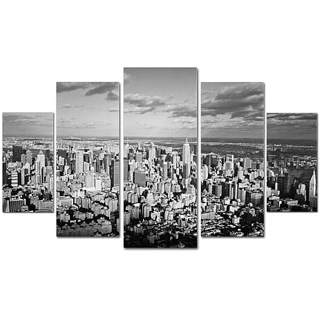 Ariane Moshayedi 'Aerial City' Art Collection