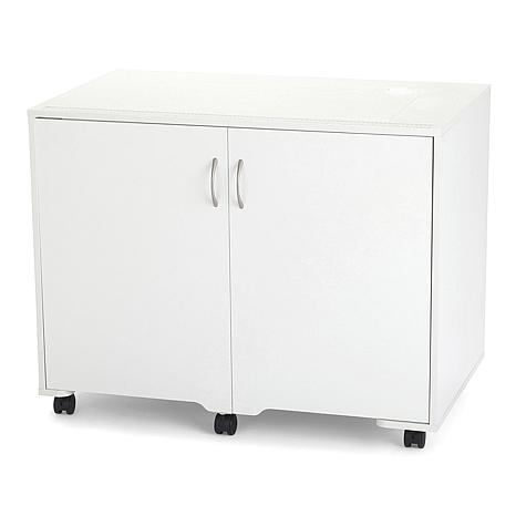 Arrow Modular Sewing Cabinet - White