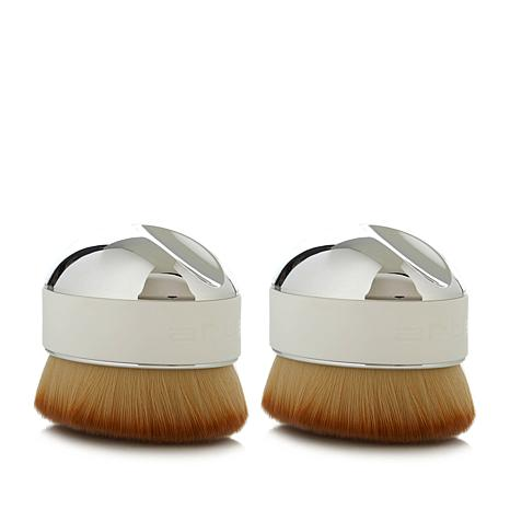 Artis Elite Mirror Palm Brush Twin Set