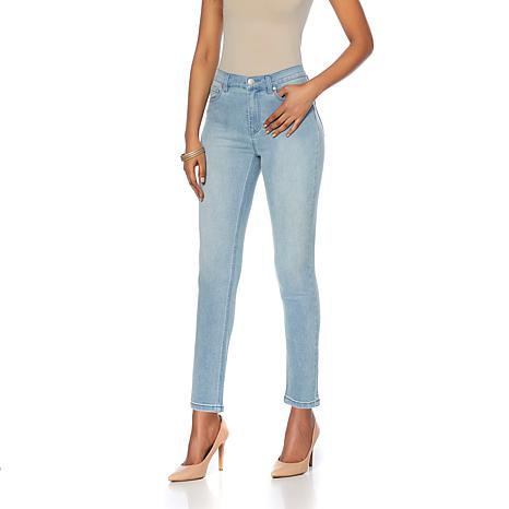 """""""As Is"""" DG2 by Diane Gilman Virtual Stretch Skinny Jean - Basic Colors"""