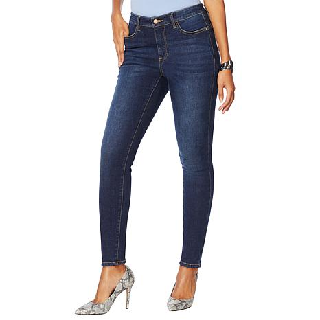 """As Is"" G by Giuliana G-Sculpt™ 101 Skinny Jean"