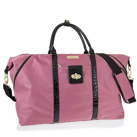 """""""As Is"""" Samantha Brown Expandable Duffle"""