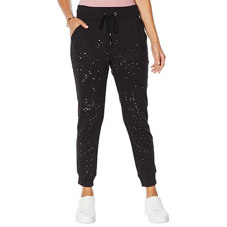 """""""As Is"""" Skinnygirl French Terry Jogger Pant"""