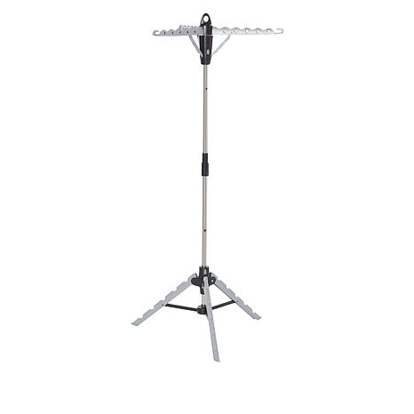 """""""As Is"""" StoreSmith Telescopic Laundry Pole with Tripod Base"""