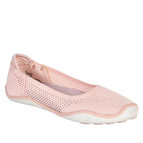 """As Is"" Tony Little Cheeks® Barefoot Ballerina Flat"