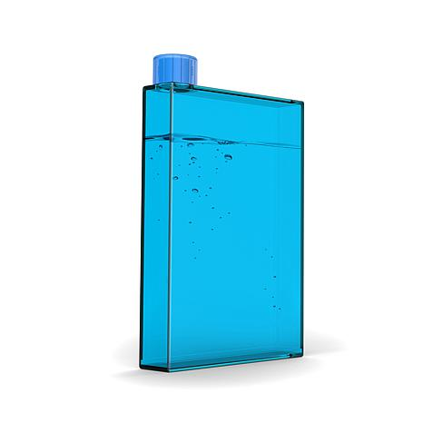 asobu® Rectangular 16 oz. E-Flask