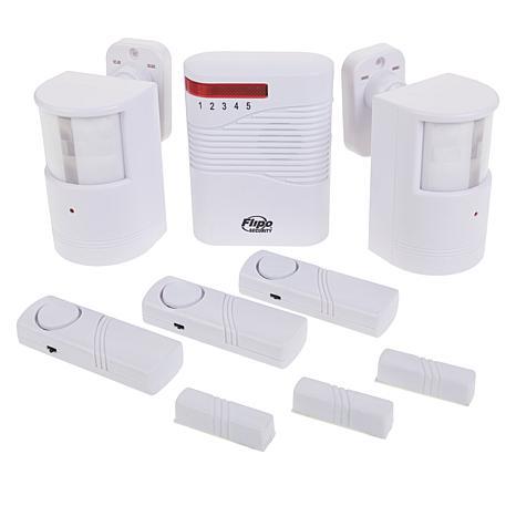 Assure Alert 5-piece Wireless Security Warning System