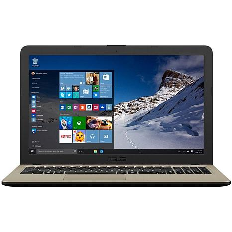 "ASUS 15.6"" Intel Celeron 4GB RAM, 500GB HDD Laptop"