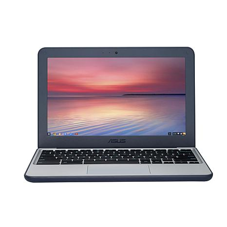 "ASUS Chromebook 11.6"" HD Intel 4GB/16GB Chrome Laptop"