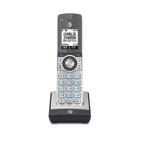 AT&T Cordless Phone Accessory Handset with Connect-to-Cell