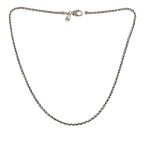 """Bali Designs by Robert Manse Woven Padian 20"""" Necklace"""