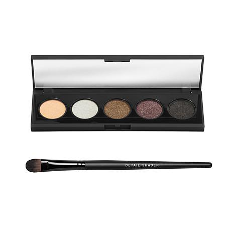 BareMinerals Bounce and Blur Eyeshadow Palette and Brush