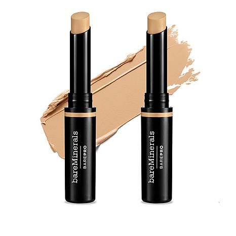 bareMinerals Tan/Neutral barePRO 16 Hour Full Coverage Concealer Duo