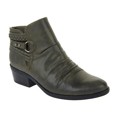 Baretraps® Galvin Western Ankle Bootie
