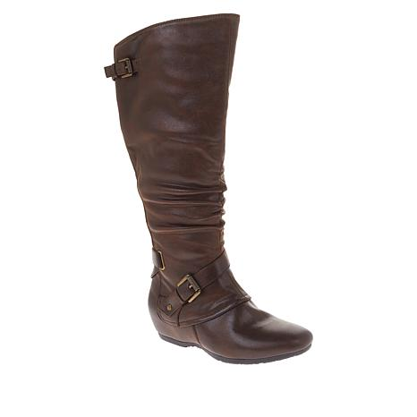 Baretraps® Pabla Tall Wedge Riding Boot with Rebound Technology™