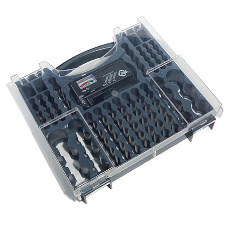 Battery Pro Organizer and Tester
