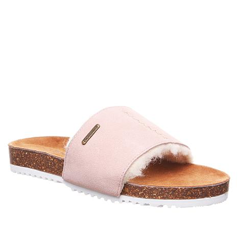 BEARPAW® Bettina Suede Slipper Sandal