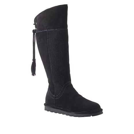 BEARPAW® Tracy Suede Knee-High Boot with NeverWet™