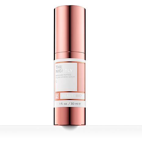 Beauty Bioscience The Nightly 1 oz Peptide Serum