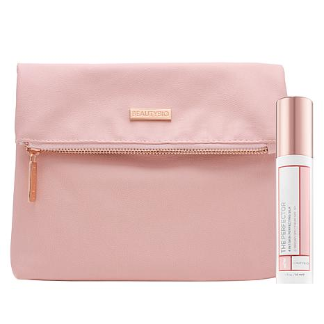BeautyBio The Perfector Tinted SPF 30 with Cosmetic Bag