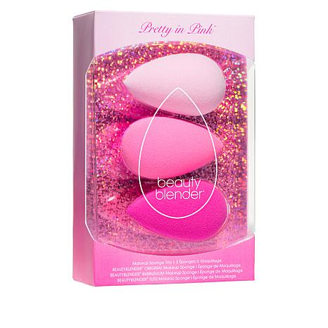 beautyblender® 3-piece Pretty in Pink Set