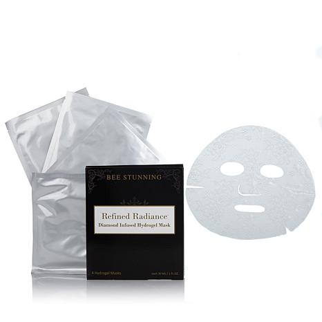 Bee Stunning Refined Radiance Hydrogel Mask 4-pack
