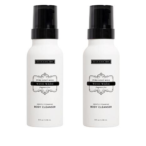 Beekman 1802 2-pack Goat Milk Fragrance-Free Wish Wash