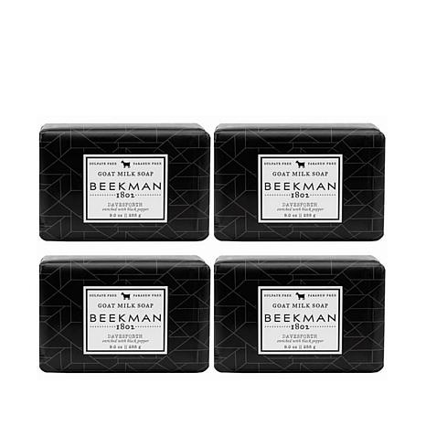 Beekman 1802 Davesforth Goat Milk Bar Soap 4-piece Set Auto-Ship®