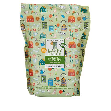 Beekman 1802 Happy Place 120-Load Goat Milk Laundry Soap