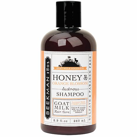 Beekman 1802 Honey & Orange Blossom Goat Milk Shampoo