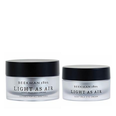 Beekman 1802 Light As Air Day and Eye Cream Duo