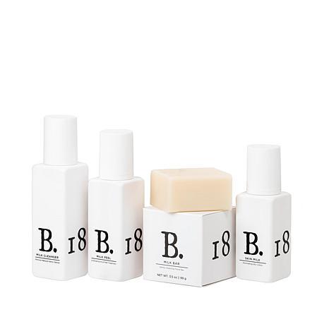 Beekman 1802 Triple Milk 4-piece Skin Care Set
