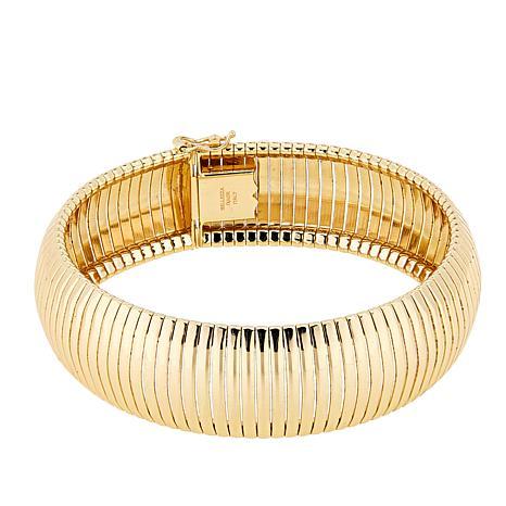 "Bellezza Bronze 7-1/2"" Cleopatra Bracelet"