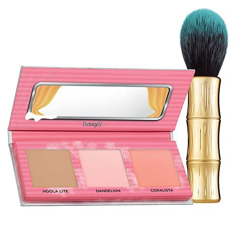 Benefit Cosmetics Cheeky Camper with Brush