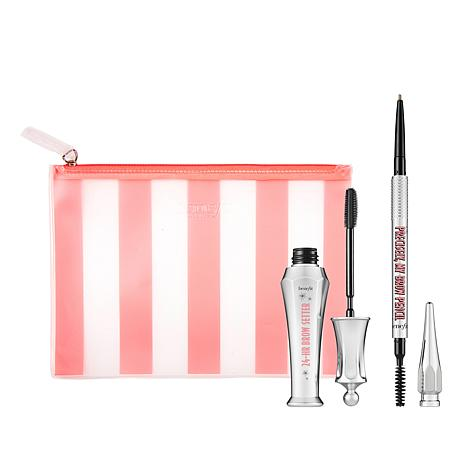 Benefit Cosmetics Shade 1 Light Blonde Feathered Brow Kit