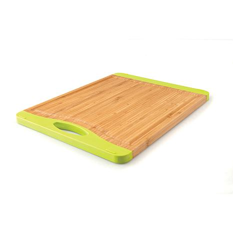 BergHOFF® Medium Rectangle Bamboo Chopping Board-Green