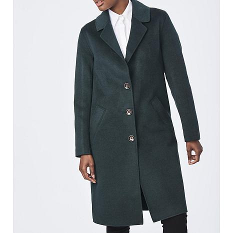 Bernardo Double Face Coat