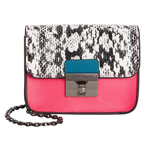 Betsey Johnson Colorblock Crossbody
