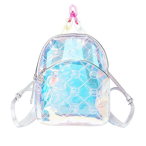 """Betsey Johnson """"The Future Is Clear"""" Backpack"""