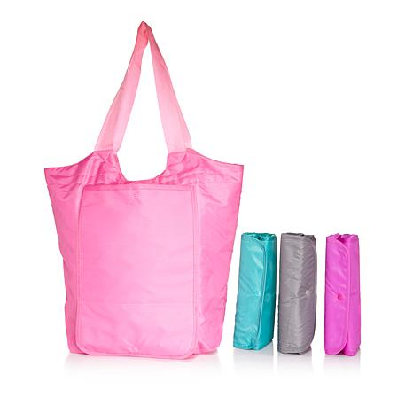 BetterTotes Set of 4 Insulated Foldable Bags