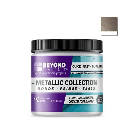 Beyond Paint 16 fl. oz. Jar Metallic Paint