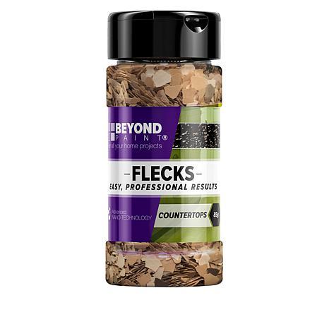Beyond Paint™ Countertop Flecks for a Granite Look