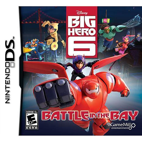 Big Hero 6 - Nintendo DS