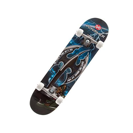 Bike USA Punisher Warrior Skateboard