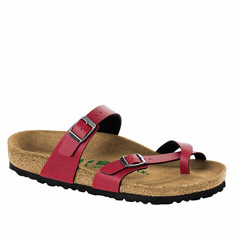 best sneakers 4d7b5 25af9 Birkenstock Mayari All-Manmade Toe-Loop Sandal